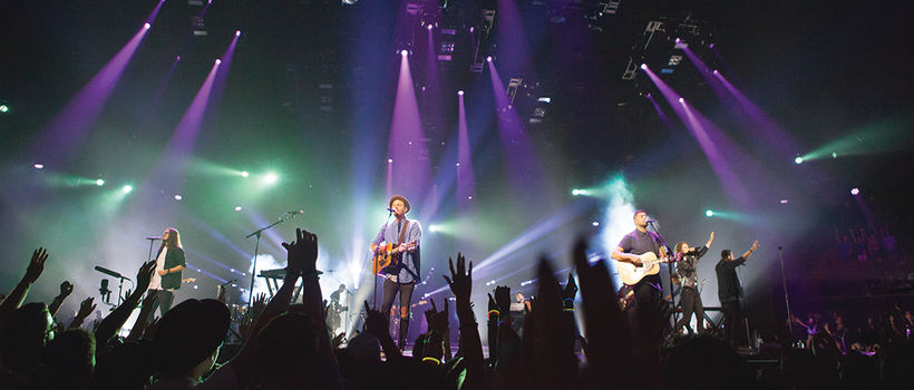 hillsong london night of worship