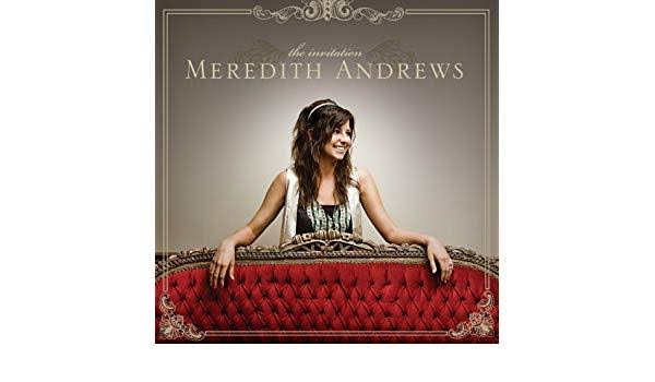 who is Meredith Andrews?