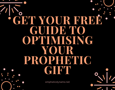 #Prophetiquette: Here's Your Free Guide to Optimising Your Prophetic Gift